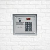 Domofon cyfrowy CD-2502 od Laskomex  Przeznaczony jest do bloków mieszkalnych z jednowejściowymi klatkami schodowymi, kamienic czy domów jednorodzinnych. Domofon może pracować w układzie wielowejściowym z jednym wejściem głównym na przykład furtką w ogrodzeniu i maksymalnie 64 wejściami podrzędnymi, dodatkowo domofon obsługuje od 1 do 255 unifonów lub monitorów w każdej klatce. Dostępny jest w wersji audio lub wideo. . . . . #stayhome #smarthometechnology #smarthomesystem #housedesign #house #newhouse #presetslightroom #presets #l4l #laskomex #photo #photography #photoftheday #instagood #instamood