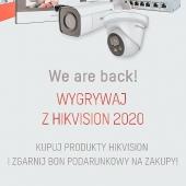 Kupuj produkty @hikvision i zgarnij bony podarunkowe na zakupy! Zapraszam do zakupu w @alarmservice_ 🔝 . . . . #hikvision #hikvison #smarthometechnology #smarthomesystem #camera #technology #smarthometechnology #promotion #sale #presets #presetslightroom #instagood #instamood #welcome #weareback